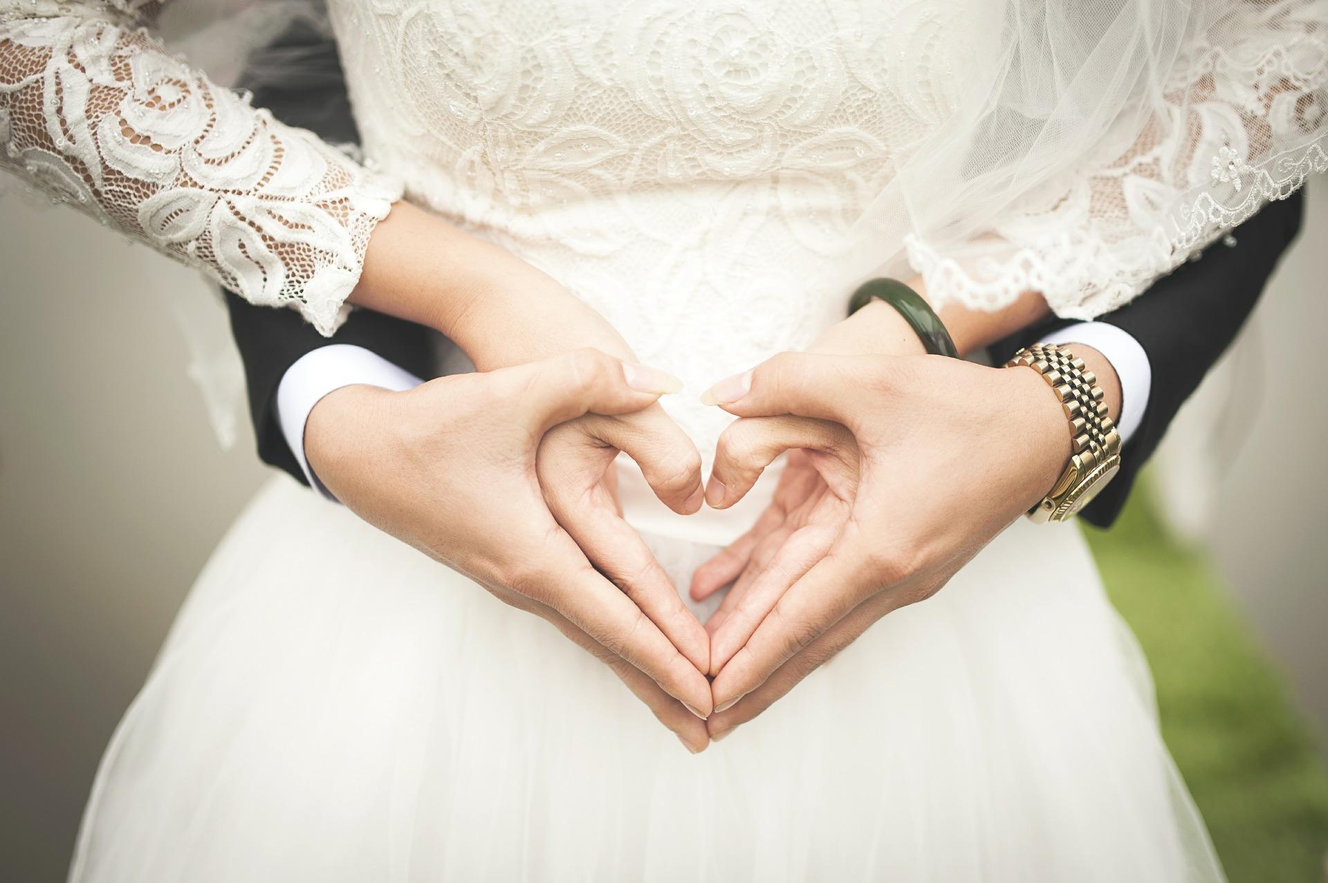 De liefde beklinken na een lange relatie
